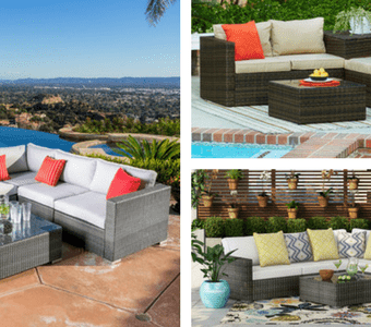 outdoor-wicker-sectional-sofas-340x300 The Best Wicker Chaise Lounge Chairs You Can Buy