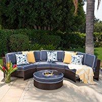 riviera-ponza-outdoor-patio-furniture-wicker-sectional-sofa The Best Wicker Sectional Sofas You Can Buy