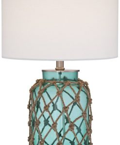 1-crosby-blue-glass-bottle-coastal-rope-table-lamp-247x300 Floor and Table Rope Lamps