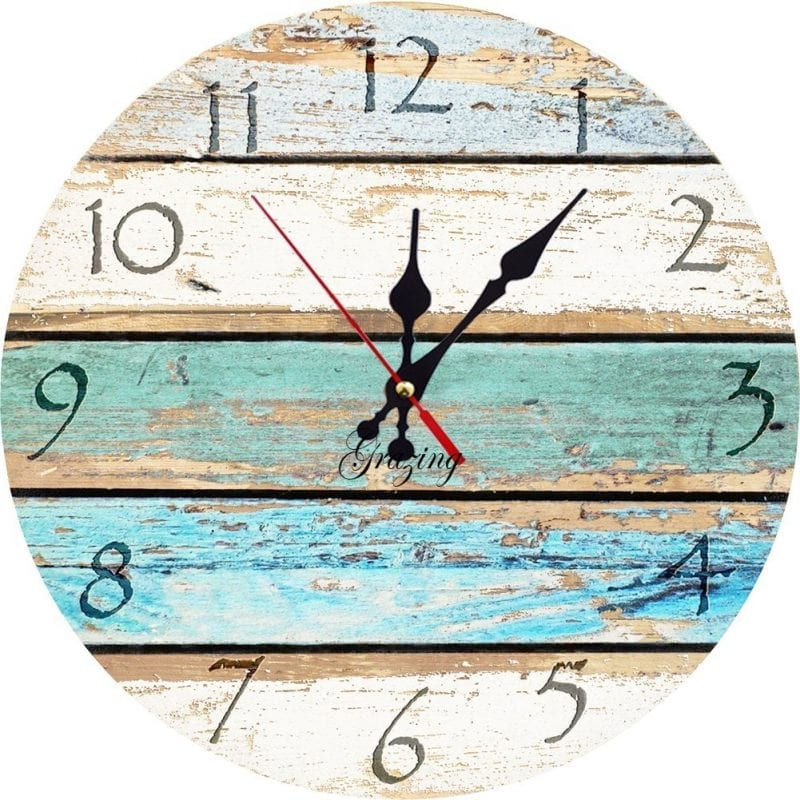 1-grazing-vintage-wood-clock-800x800 Giveaway