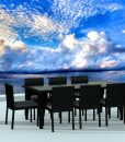 Urban Finishing Modern Wicker Dining Set