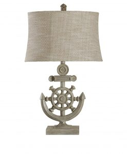 10-StyleCraft-Shipwheel-Nautical-Table-Lamp-247x300 The Best Anchor Lamps You Can Buy