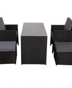10-sundale-outdoor-black-wicker-dining-set-247x300 The Best Wicker Dining Sets You Can Buy