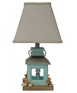 11-coastal-lantern-seashell-beach-table-lamp-247x300 The Best Beach Themed Lamps You Can Buy