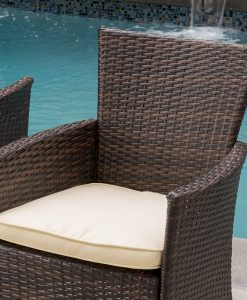 Clementine Outdoor Wicker Chair