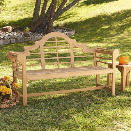 11b-lutyens-brown-4-wood-teak-bench-450x450 The Ultimate Guide to Outdoor Teak Furniture