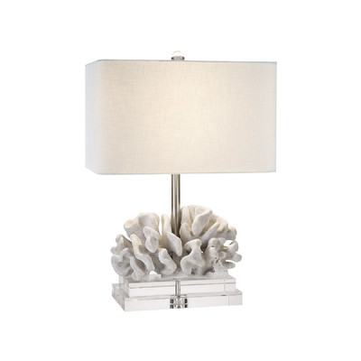 Maloney Elkhorn Coral Table Lamp