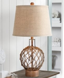 12b-rope-around-clear-glass-ball-table-lamp-247x300 Floor and Table Rope Lamps