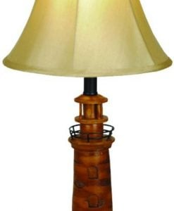 13-nautical-brown-lighthouse-table-lamp-247x300 The Best Lighthouse Lamps You Can Buy