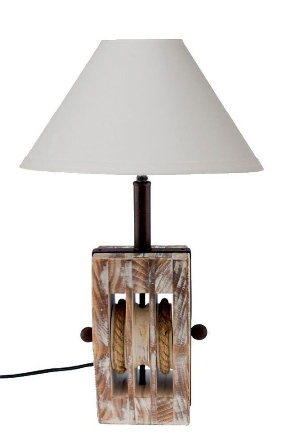 Beautiful Coastal Lamps Beachfront Decor