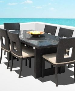 15b-outdoor-brown-wicker-patio-dining-set-247x300 The Best Wicker Dining Sets You Can Buy