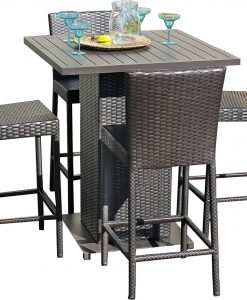 17-tk-classics-napa-wicker-5pc-high-top-wicker-dining-set-247x300 The Best Wicker Dining Sets You Can Buy