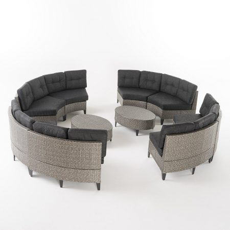 18b-currituck-outdoor-rounded-wicker-sectional-sofa-450x450 Best Outdoor Wicker Patio Furniture