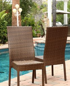 1b-abbyson-living-wicker-dining-chairs-247x300 The Best Wicker Chairs You Can Buy