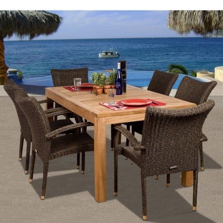 1b-amazonia-teak-brussells-7pc-dining-set-450x450 The Ultimate Guide to Outdoor Teak Furniture