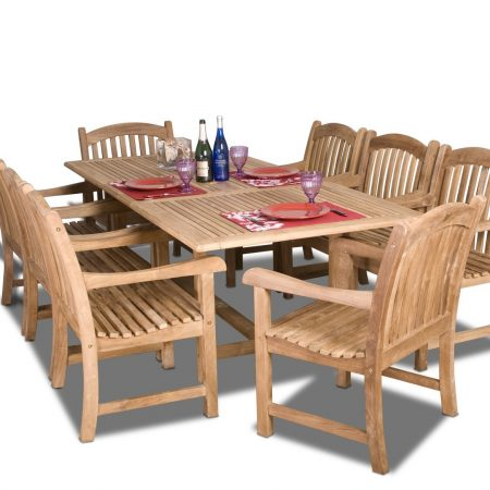 2-amazonia-teak-newcastle-9pc-dining-set-450x450 The Ultimate Guide to Outdoor Teak Furniture