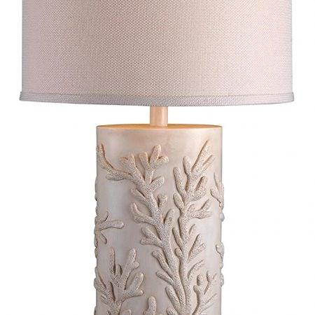 2-kenroy-coral-reef-coastal-table-lamp-450x450 100+ Coastal Themed Lamps