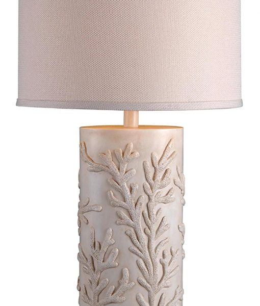 Kenroy Coral Reef Coastal Table Lamp