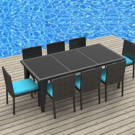 2-urban-finishing-9pc-wicker-dining-set-450x450 Best Outdoor Wicker Patio Furniture