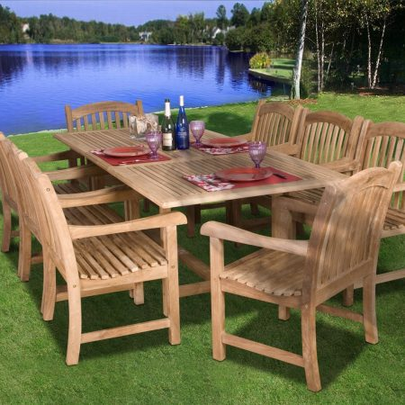 2b-amazonia-teak-newcastle-9pc-dining-set-450x450 The Ultimate Guide to Outdoor Teak Furniture