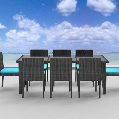 2b-urban-finishing-9pc-wicker-dining-set-450x450 Best Outdoor Wicker Patio Furniture