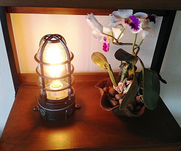 2b-vapor-touch-nautical-themed-caged-lamp-600x500 Best Nautical Themed Lamps