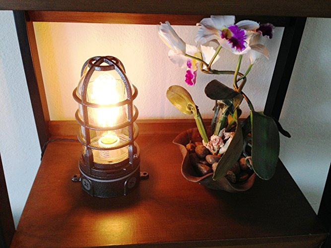 nautical themed night light bedroom vapor touch nautical themed caged lamp