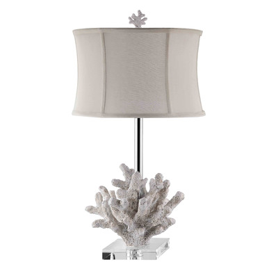 "Siesta Key 30"" Coral Table Lamp"