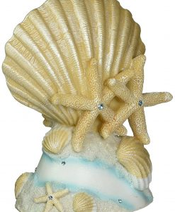 Life's A Beach Collection Wedding Cake Topper