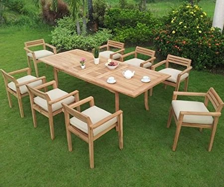 4-9pc-grade-a-teak-wood-dining-table-450x375 The Ultimate Guide to Outdoor Teak Furniture