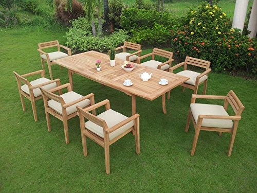 4-9pc-grade-a-teak-wood-dining-table The Ultimate Guide to Outdoor Teak Furniture