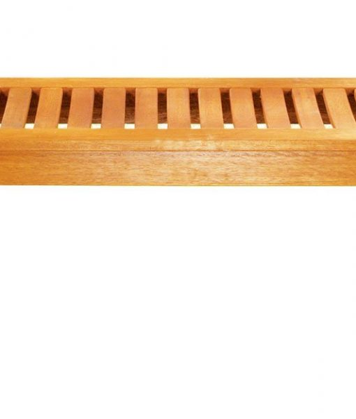 Achla Designs Backless 4FT Teak Bench