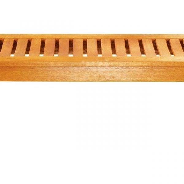 Achla Designs Backless 4FT Teak Bench