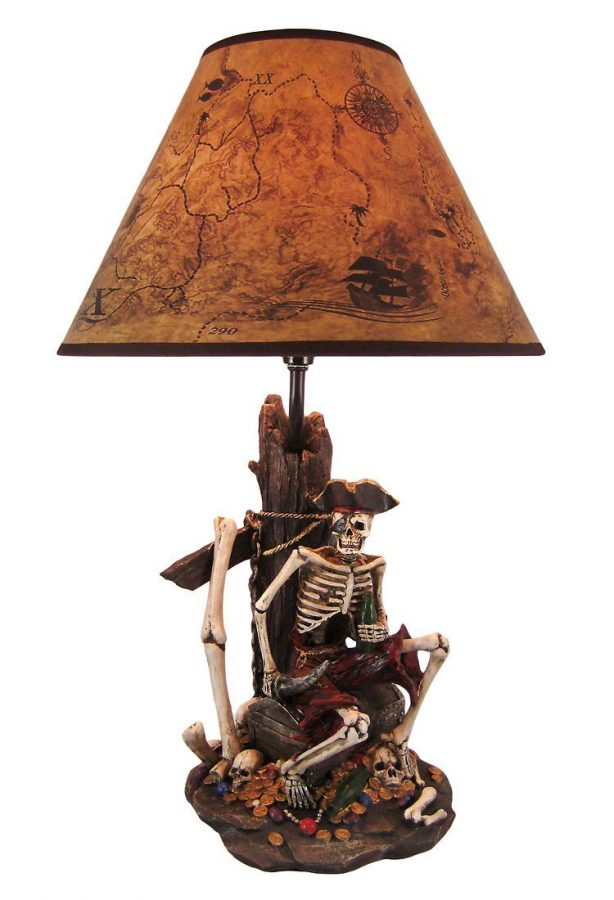 Sailboat Table Lamp : Nautical lamps beachfront decor