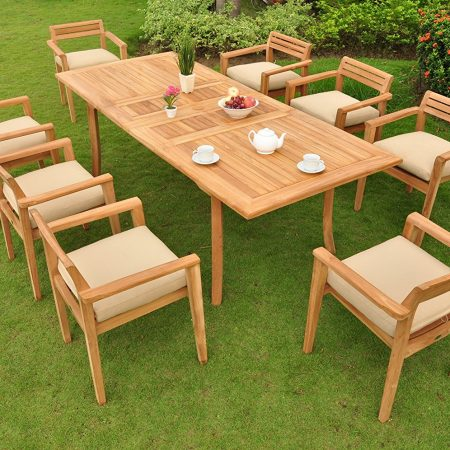 4b-9pc-grade-a-teak-wood-dining-table-450x450 The Ultimate Guide to Outdoor Teak Furniture