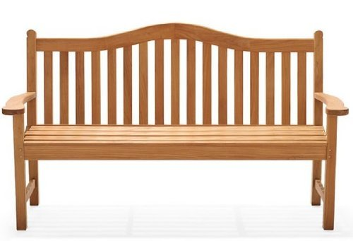 Grade A Teak 5-Foot Wood Bench