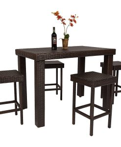 5-high-top-5pc-wicker-dining-table-set-247x300 The Best Wicker Dining Sets You Can Buy