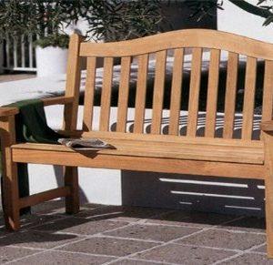 Grade A Teak 5-Foot Wood Bench
