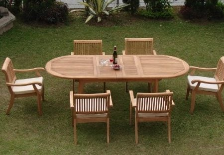 5b-wholesale-teak-7pc-grade-a-dining-set-450x312 The Ultimate Guide to Outdoor Teak Furniture