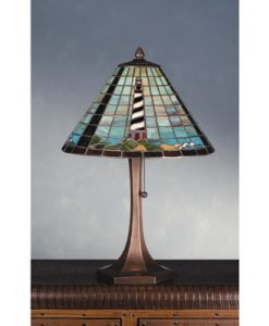 6-cape-hatteras-lighthouse-table-lamp-247x300 The Best Lighthouse Lamps You Can Buy