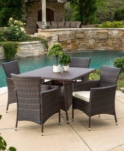 6-clementine-multibrown-wicker-dining-set-247x300 The Best Wicker Dining Sets You Can Buy