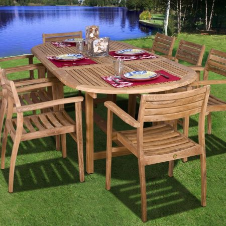 6b-amazonia-oval-coventry-teak-dining-set-450x450 The Ultimate Guide to Outdoor Teak Furniture