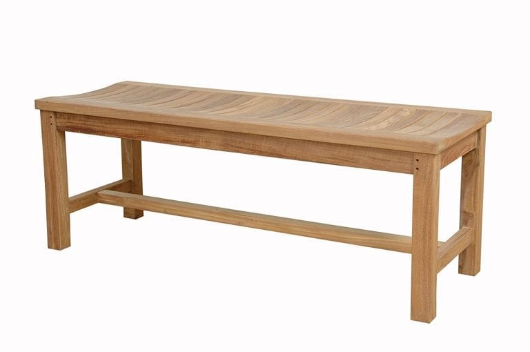 Anderson Teak Madison Backless Bench