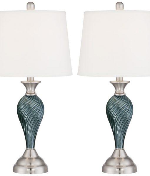7-arden-dark-blue-green-twist-column-table-lamp