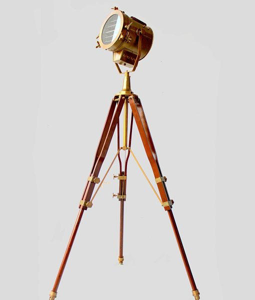 Adjustable Antique Vintage Nautical Lamp
