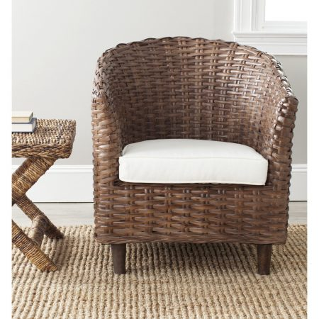 8-Safavieh-Omni-Honey-Wicker-Chair-450x450 Best Outdoor Wicker Patio Furniture