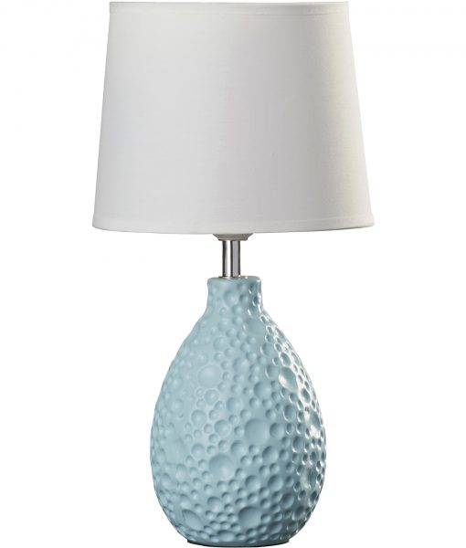 Beachcrest Home Tierra Verde Coral Table Lamp