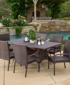 9-kory-outdoor-brown-wicker-dining-set-247x300 The Best Wicker Dining Sets You Can Buy