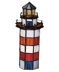 9-meyda-tiffany-lighthouse-table-lamp-247x300 The Best Lighthouse Lamps You Can Buy