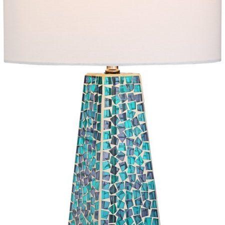 9-possini-lorin-blue-mosaic-coastal-lamp-450x450 100+ Coastal Themed Lamps